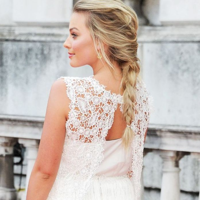 Twisted-Braid Loose Hairstyles to Look Relaxed and Ravishing