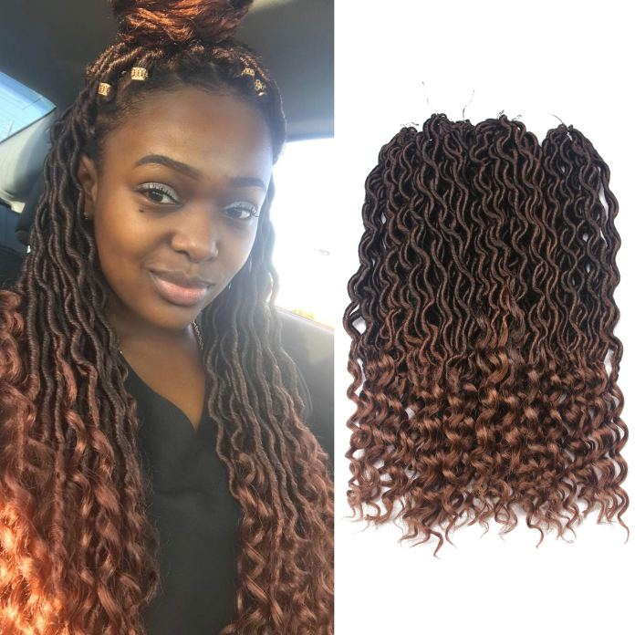 Versatile-Braided-Hairstyle Worth Trying Curly Hairstyles with Braids