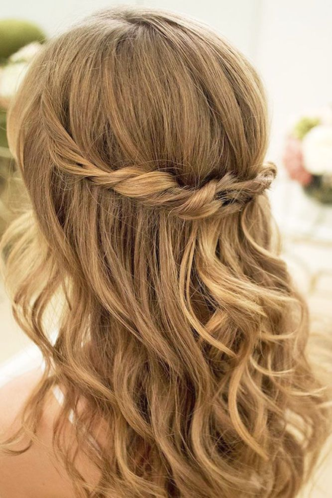 Waterfall-Braid-Hairstyle Classy and Charming Hairstyles for Wedding Guest