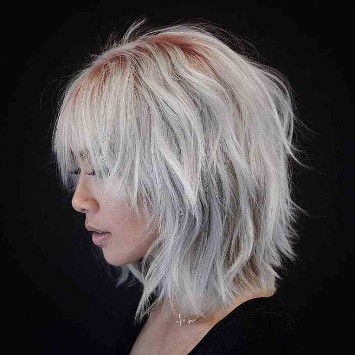Wavy-Modern-Haircut Marvelous Modern Short Haircuts for Women