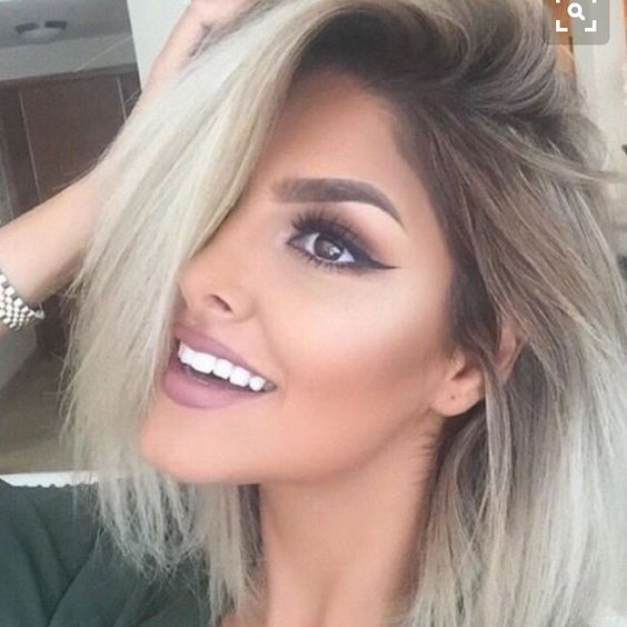 Ways-to-Rock-Rooty-Hair-–-Trendy-Ombre-Balayage-Hairstyles Ways to Rock Rooty Hair – Trendy Ombre Balayage Hairstyles