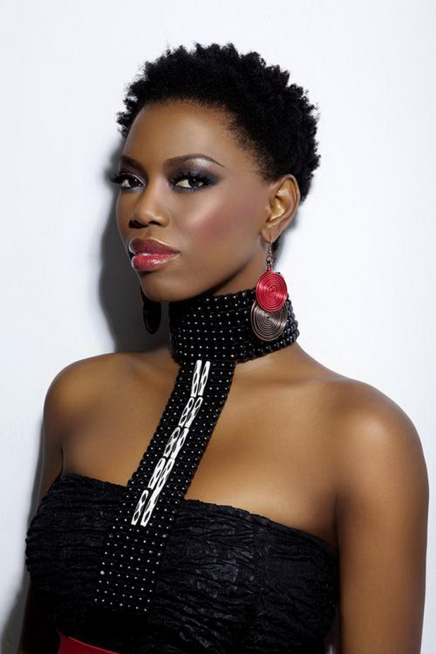 African-Natural-Perms-with-Very-Short-Hair Most Stylish Prom Hairstyles for Black Girls