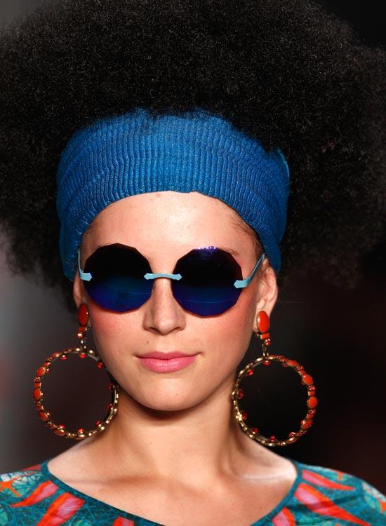 Afro-Mane-Hippie-Style Best Hippie Hairstyles