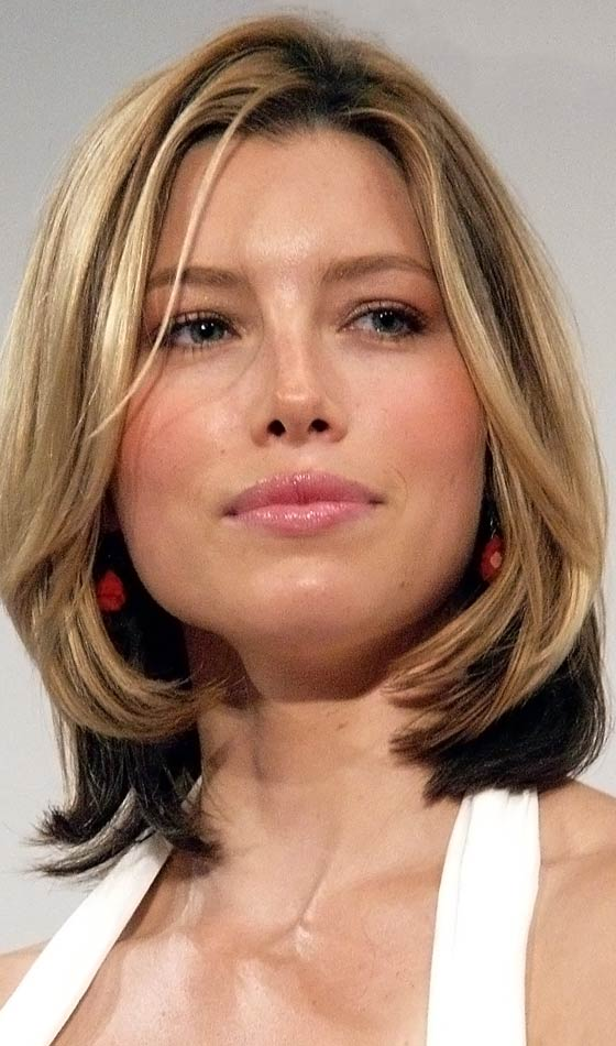 Choppy-Medium-Hairstyles-for-Oval-Face-Shape Choppy Medium Hairstyles For Different Face Shapes