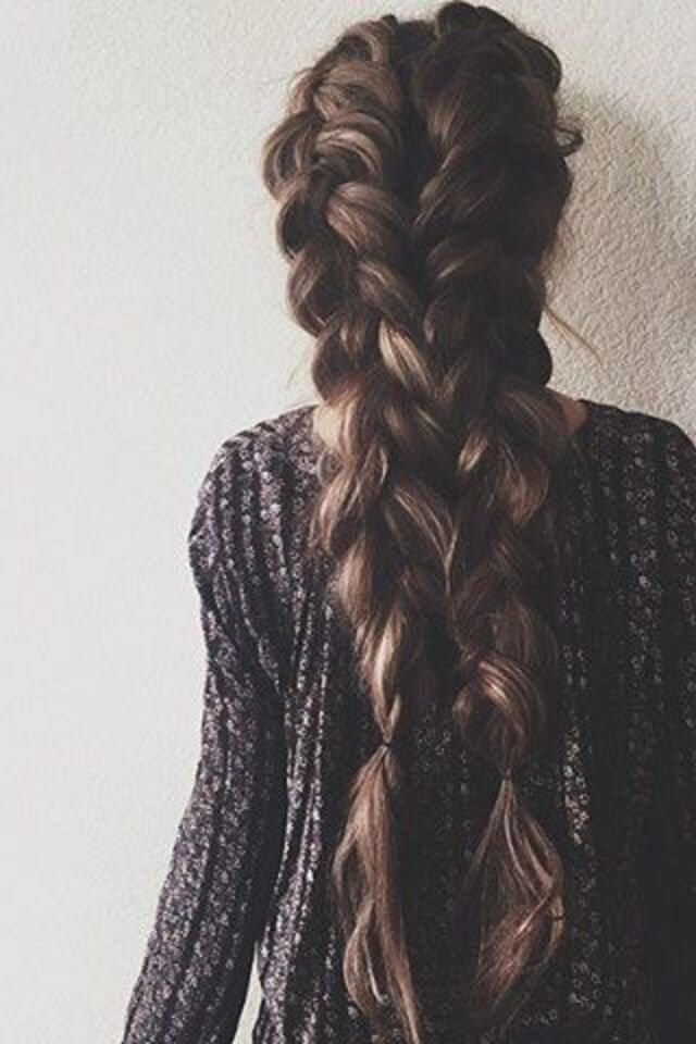 Corset-Braid Most Adorable Long Hairstyles with Braids