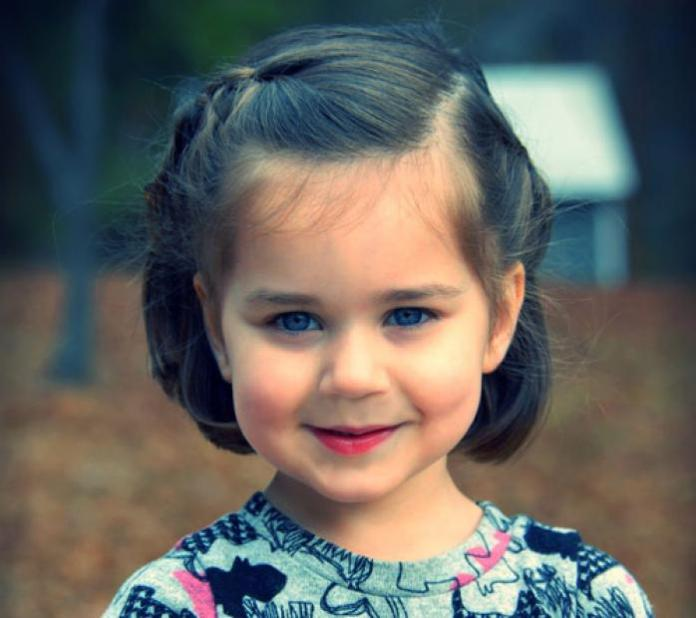 Cute-Girl-Hairstyle Cute and Adorable Little Girl Haircuts