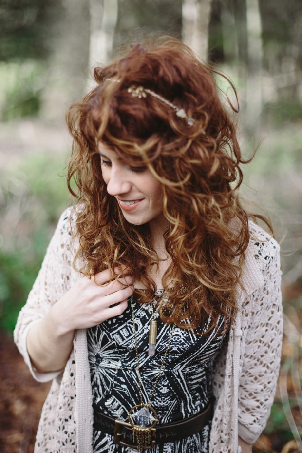 Extended-Curls-Hairstyle Spring Hairstyles to Outshine Your Beauty