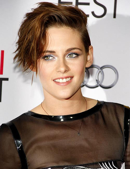Faux-Side-Cut Celebs With Stunning Short Hairstyles