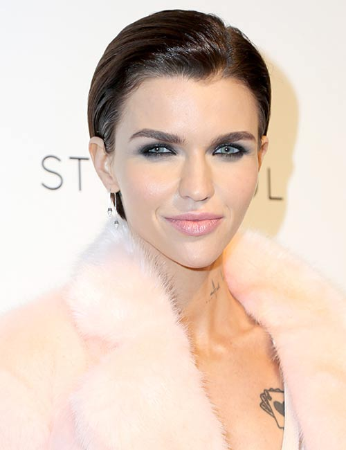 Moussed-Hair Celebs With Stunning Short Hairstyles