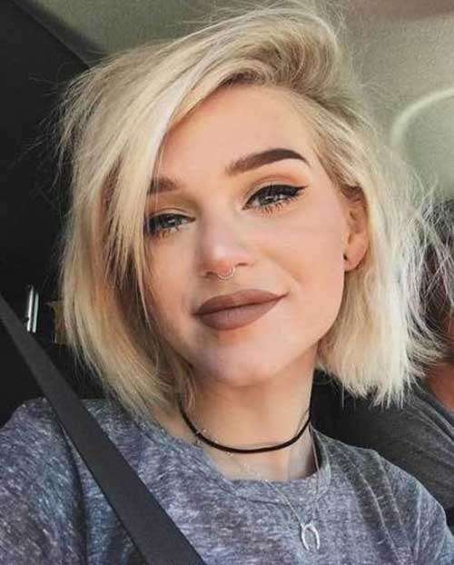 New-Modern-Short-Haircuts-6 New Modern Short Haircuts for 2019