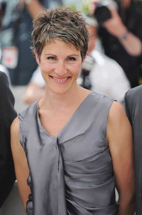 Pixie-Haircut-for-Women-Over-50 Ideas of Short Hairstyles for Women Over 50