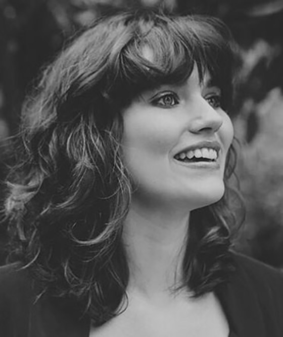 Plopped-Curls Layered Hairstyles With Bangs