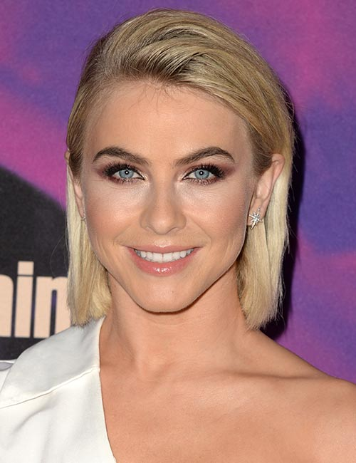 Pulled-Back-Hair Celebs With Stunning Short Hairstyles