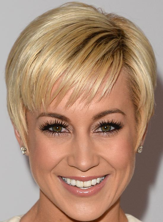 Short-Bangs-Pixie Most Popular Coolest Teen Hairstyles For Girls