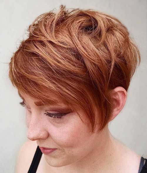 Short-Choppy-Hair-2019 Best Short Choppy Hair for Ladies