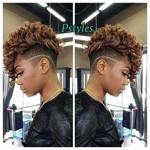 Short-Haircuts-for-African-American-Women-5 Latest Short Haircuts for African American Women