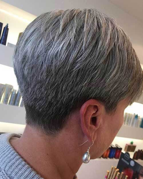 Short-Hairstyle-for-Women-Over-50 Ideas of Short Hairstyles for Women Over 50