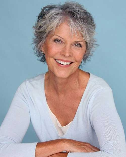 Short-Hairstyles-for-Women-Over-50-1 Ideas of Short Hairstyles for Women Over 50