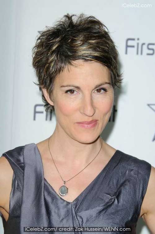 Short-Hairstyles-for-Women-Over-50-4 Ideas of Short Hairstyles for Women Over 50