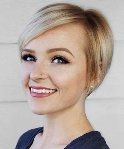 Short-Pixie-Cuts-for-Round-Faces-4-1 Short Pixie Cuts for Round Faces