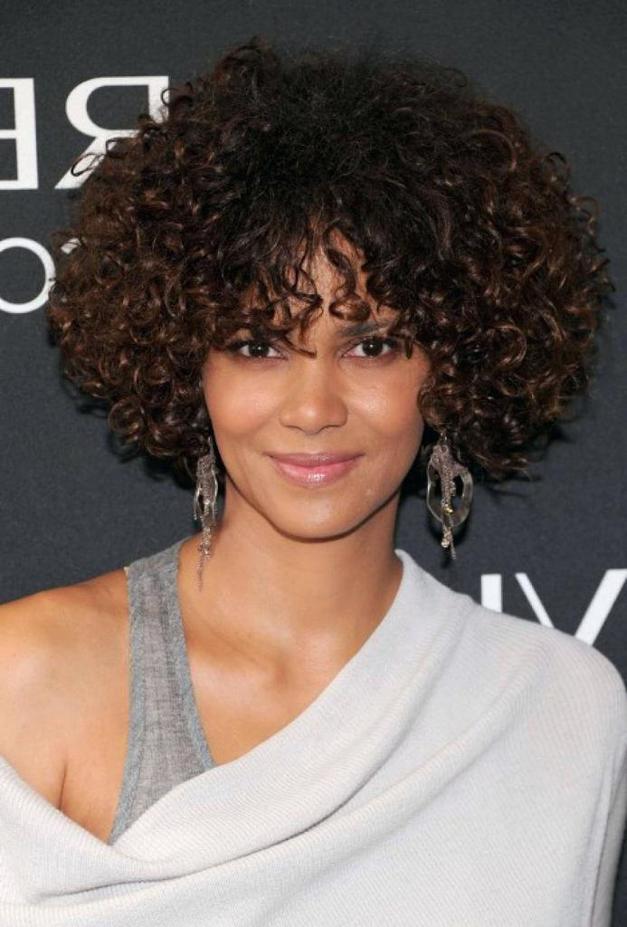 Short-and-Heavy-Perms Exclusive African American Bob Hairstyles
