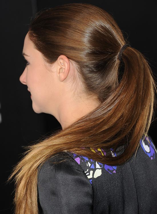 Simple-Chic-Ponytail Most Popular Coolest Teen Hairstyles For Girls