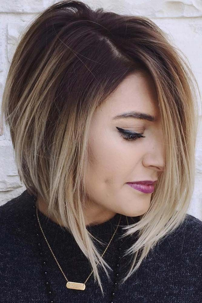 Stacked-Bob-Haircut Spring Hairstyles to Outshine Your Beauty
