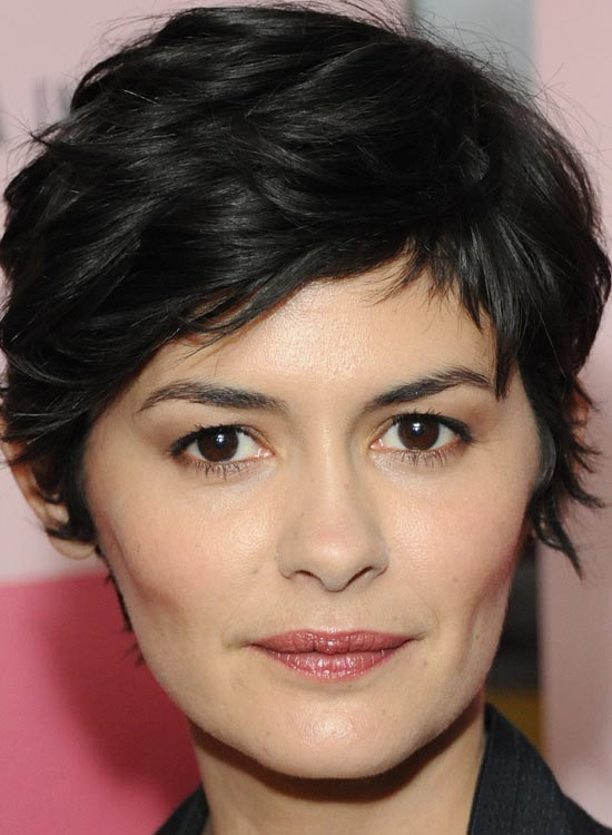 The-Black-Ruffled-Hair-Pixie Most Popular Coolest Teen Hairstyles For Girls