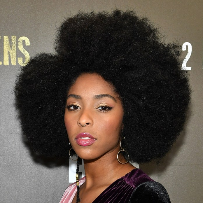 Trendspotter-Voluminous-Cut Most Stylish Afro Hairstyles for Women to Look Stunning