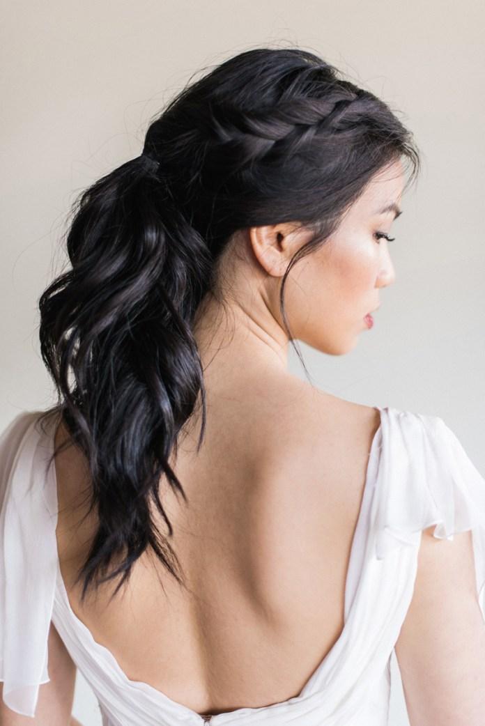 Adorned-Braids-Hairstyle Stylish and Modern Braids Hairstyles