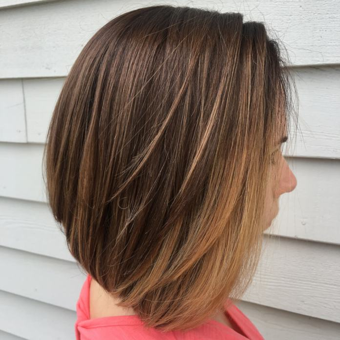 Bob-Haircut-with-Thin-Hair Most Coolest Variation of Bob Haircuts to Try Now