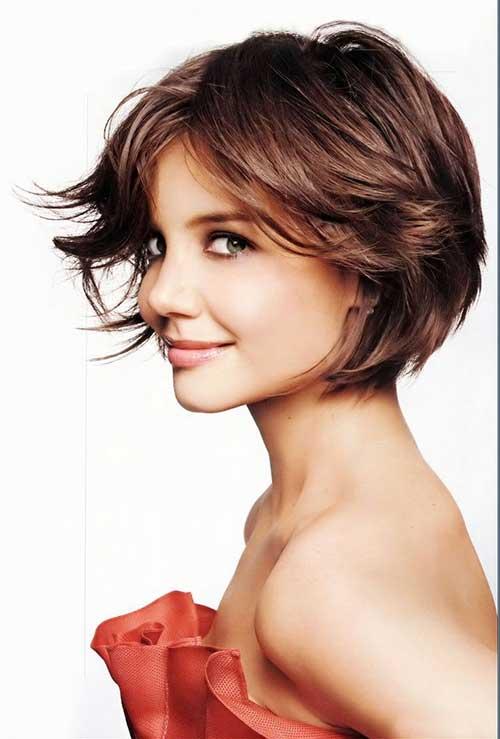 Celebrity-Layered-Bob-Hairstyles Stylish and Perfect Layered Bob Hairstyles for Women