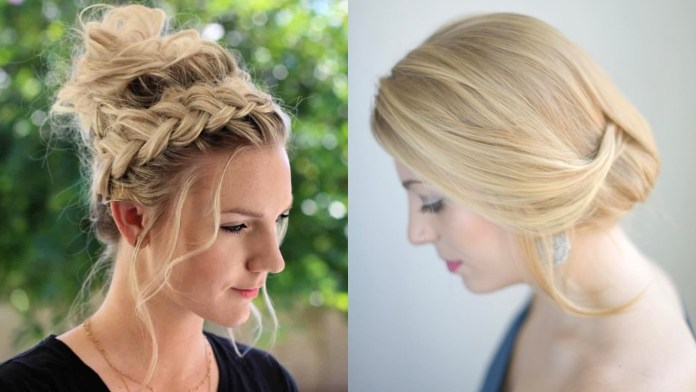Chignon-Hairstyles Most Gorgeous Looking Chignon Hairstyles