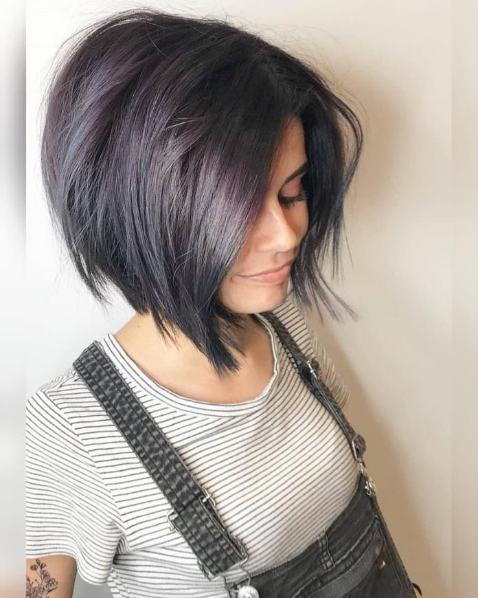 Inverted-Bob Most Coolest Variation of Bob Haircuts to Try Now