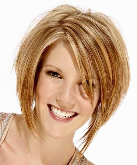 Layered-Bob-Haircut Stylish and Perfect Layered Bob Hairstyles for Women