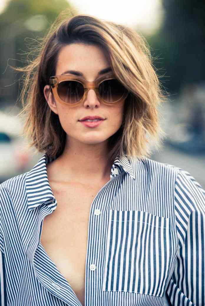 Messy-Bob Most Coolest Variation of Bob Haircuts to Try Now