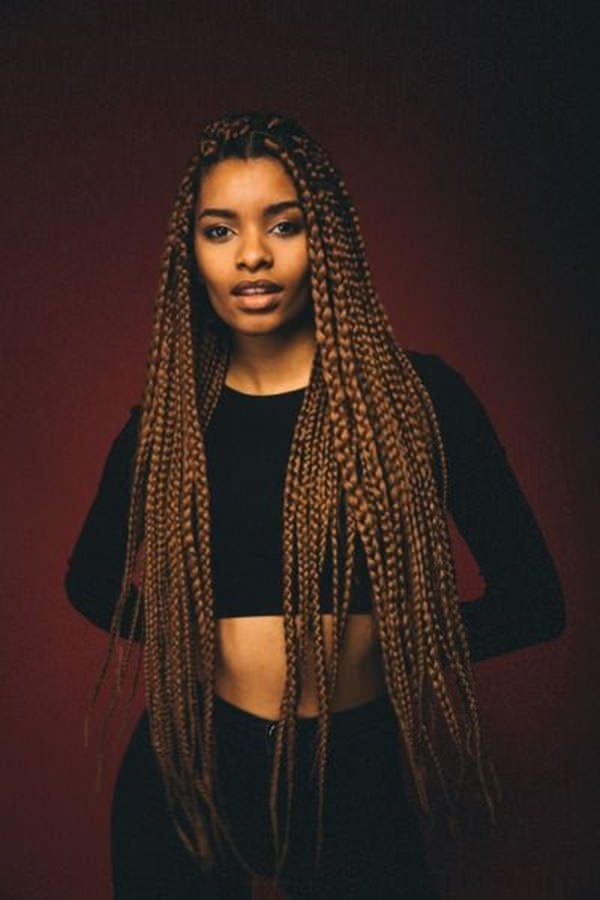 Mixed-Bag-Poetic-Braid Poetic Justice Braids to Flaunt Your Fabulous Look