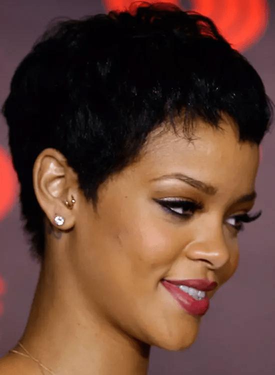 Pixie Best Rihanna Hairstyles