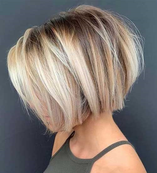 Short-Bob-Cut Short Bob Cuts for Stylish Ladies