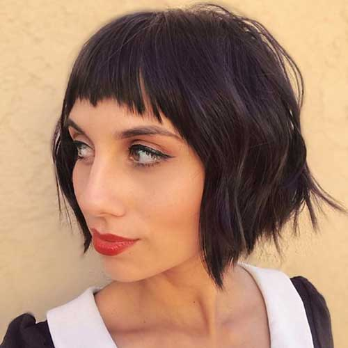 Short-Bob-Cuts-for-Stylish-Ladies-2 Short Bob Cuts for Stylish Ladies