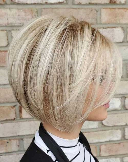 Short-Bob-Cuts-for-Stylish-Ladies-5 Short Bob Cuts for Stylish Ladies