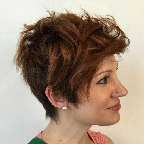 Short-Layered-Haircuts-4 Latest Pictures of Short Layered Haircuts