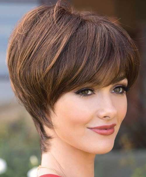 Short-Layered-Haircuts-7 Latest Pictures of Short Layered Haircuts