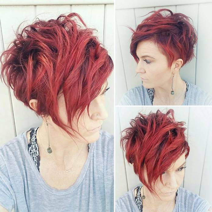 Short-Punk-Hairstyle Everyday Short Hairstyles for Fabulous Look