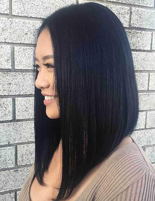 Short-Straight-Haircuts-7 Ideas of Short Straight Haircuts