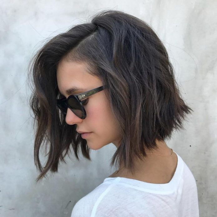 Unkempt-Short-Hairstyle Everyday Short Hairstyles for Fabulous Look