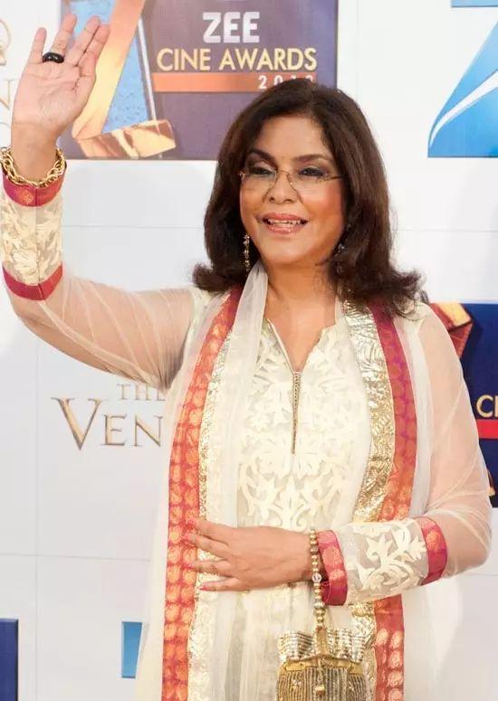 Zeenat-Aman Top Indian Actresses With Stunning Long Hair