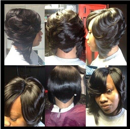 Bird's-wings Sew In Bob Hairstyles To Give You New Looks