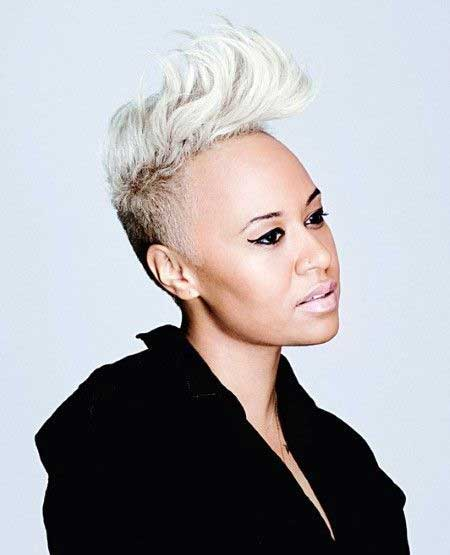 Fantastic-Fiery-Pixie-Cut-with-Amazing-Top-Section Short Hairstyles for Black Women 2020
