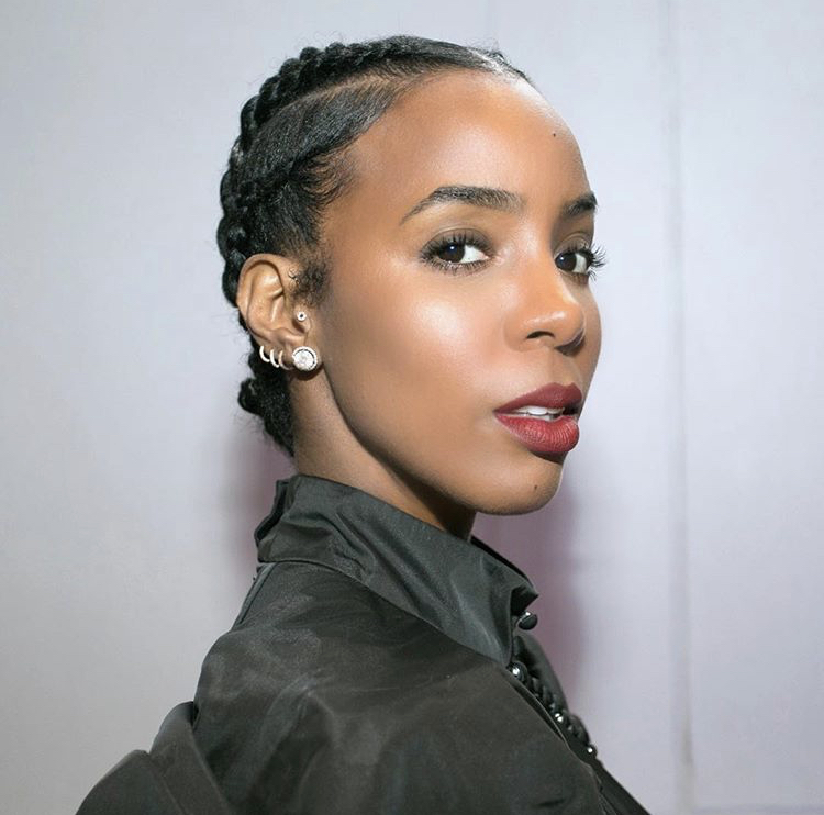 French-Braid-and-Bun Most Coolest Twist Hairstyles for Amazing Look